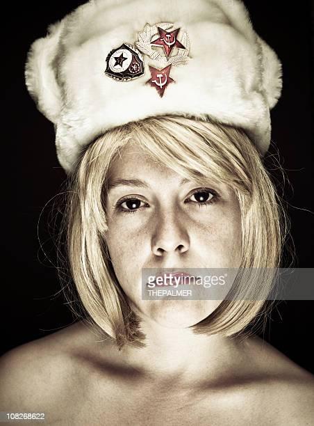 former soviet union girl
