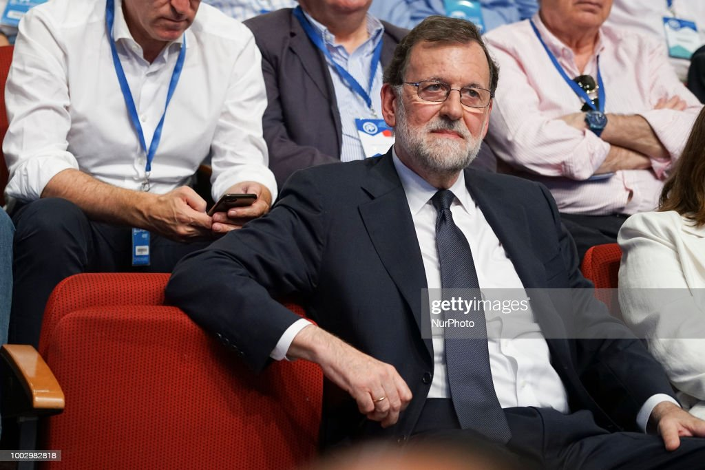 Partido Popular (PP) National Congress In Madrid : News Photo