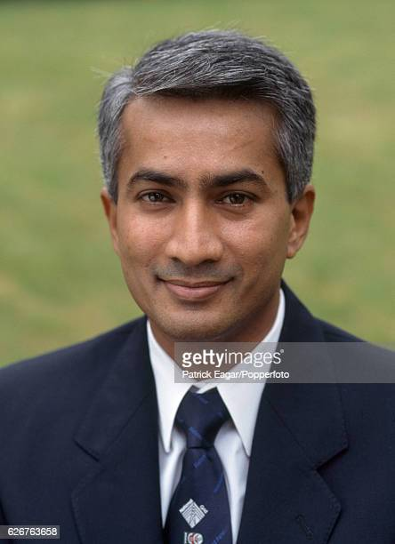 Former Sri Lanka cricketer Sidath Wettimuny during the 1998 tour of England at Lord's Cricket Ground London 10th July 1998 After his playing career...