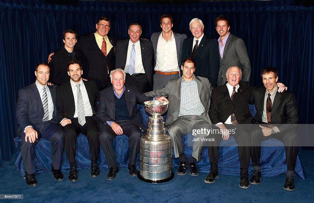 NHL All Star Game : News Photo