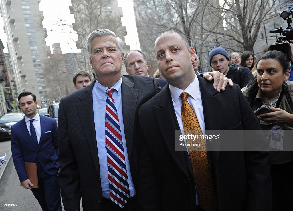 Dean Skelos and Son Adam Found Guilty In Corruption Trial : News Photo