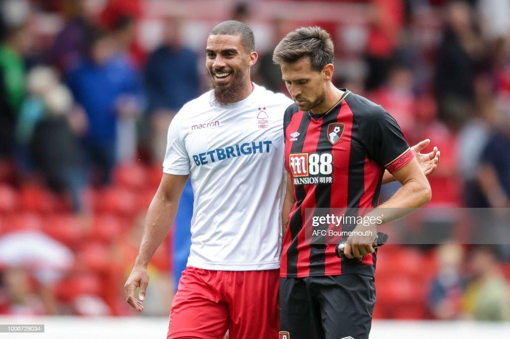 Nottingham Forest v AFC Bournemouth - Pre-Season Friendly