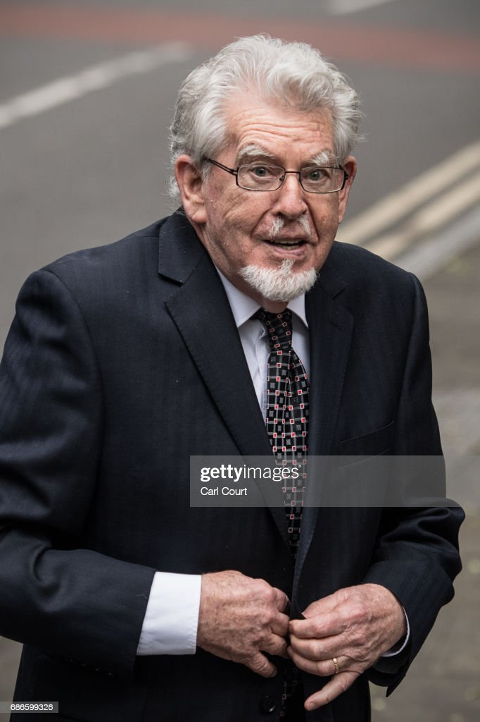 Rolf Harris Appears At Court On Further Child Sex Abuse Charges