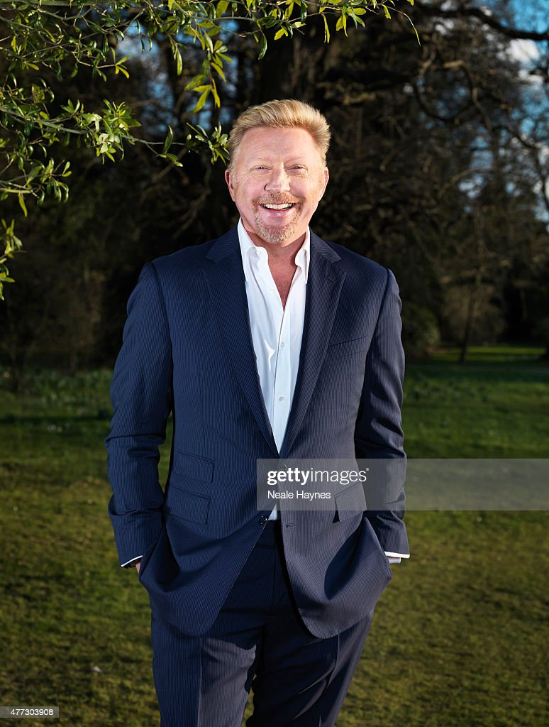Boris Becker, Waitrose magazine UK, June 11, 2015