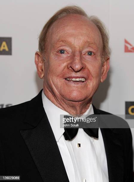 Former tennis player Rod Laver attends G'Day USA 2011 Black Tie Gala at Hollywood Palladium on January 22 2011 in Hollywood California