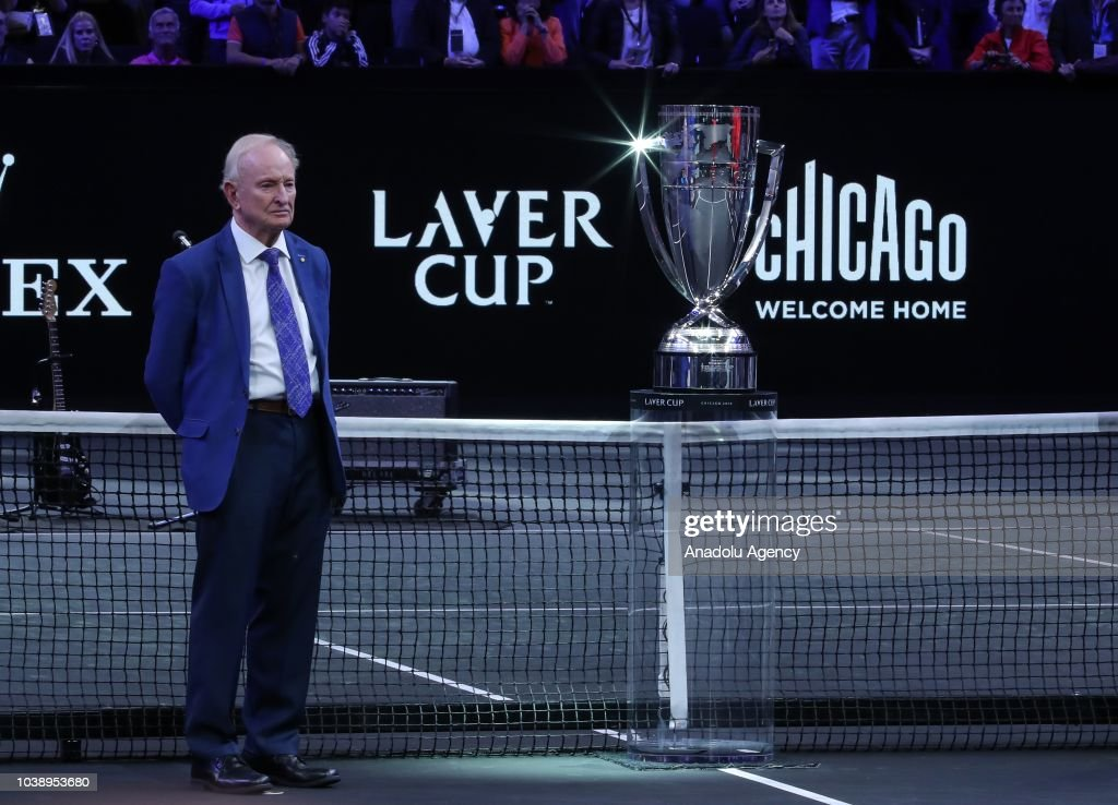 2018 Laver Cup  : News Photo
