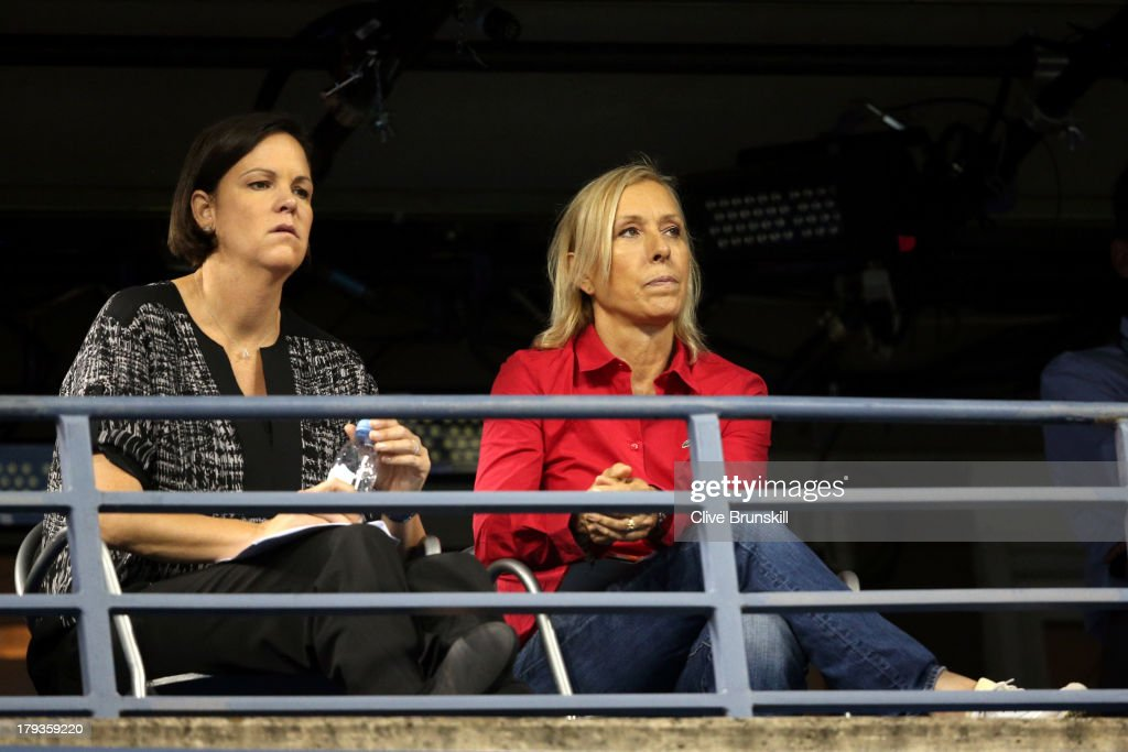 2013 US Open - Day 7 : News Photo