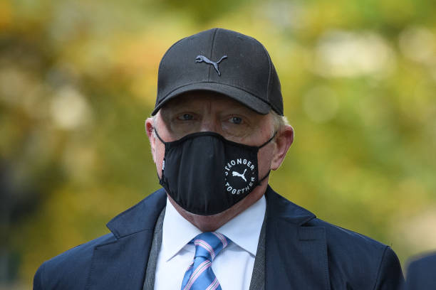 GBR: Boris Becker Appears In Court Charged With Hiding Assets