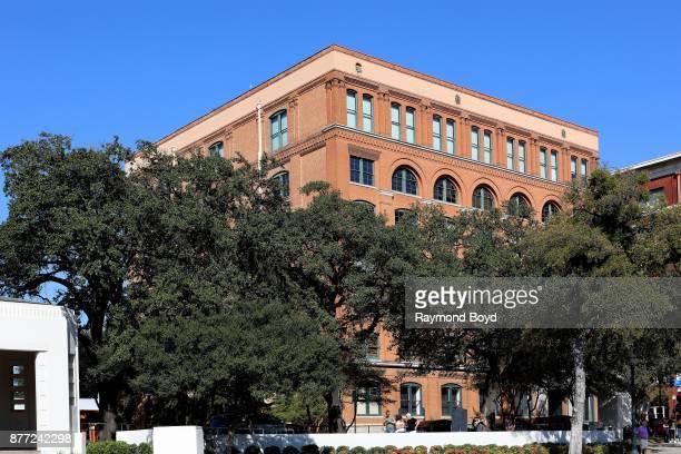 Former Texas School Book Depository in Dallas Texas on November 5 2017