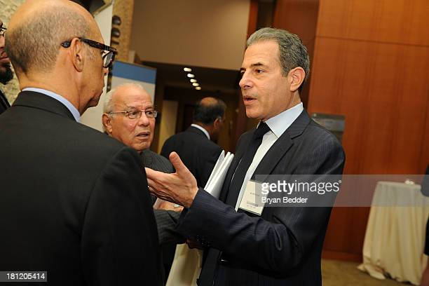 Former TIME managing editor Rick Stengel attends the TIME Summit On Higher Education Day 1 at Time Warner Center on September 19 2013 in New York City