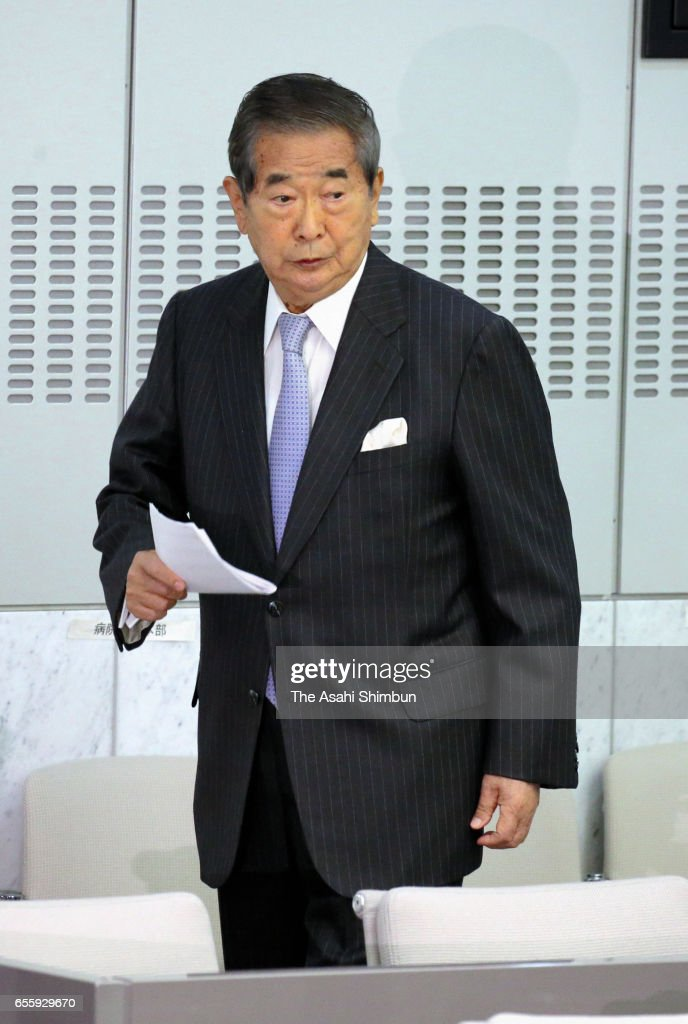 Tokyo Assembly Summon Former Governor Ishihara For Testimony Over Fish Market Relocation