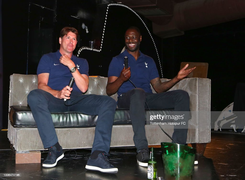 Tottenham Hotspur Supporters Club Evening with Ledley King and Darren Anderton