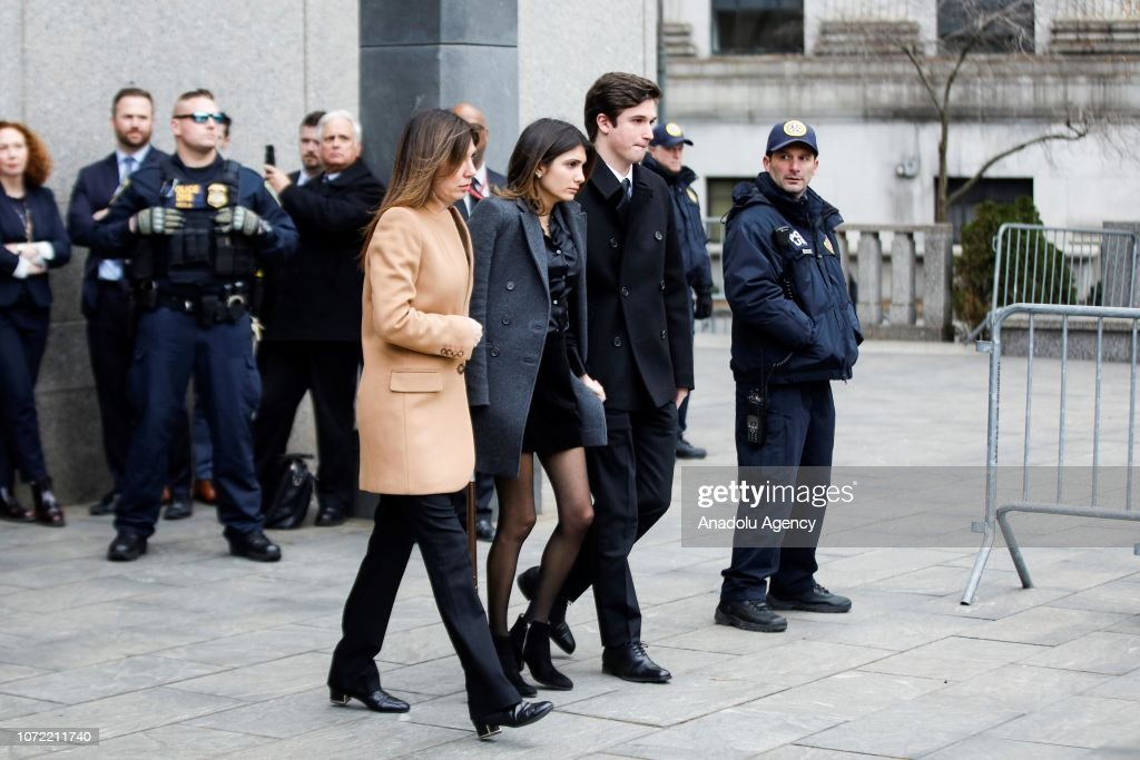 Former Trump Lawyer Michael Cohen's family and daughter
