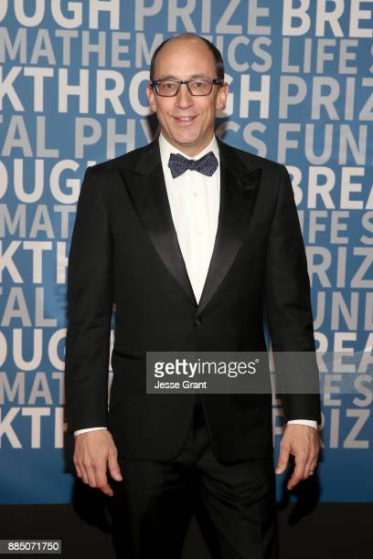 Former Twitter CEO Dick Costolo attends the 2018 Breakthrough Prize at NASA Ames Research Center on December 3 2017 in Mountain View California
