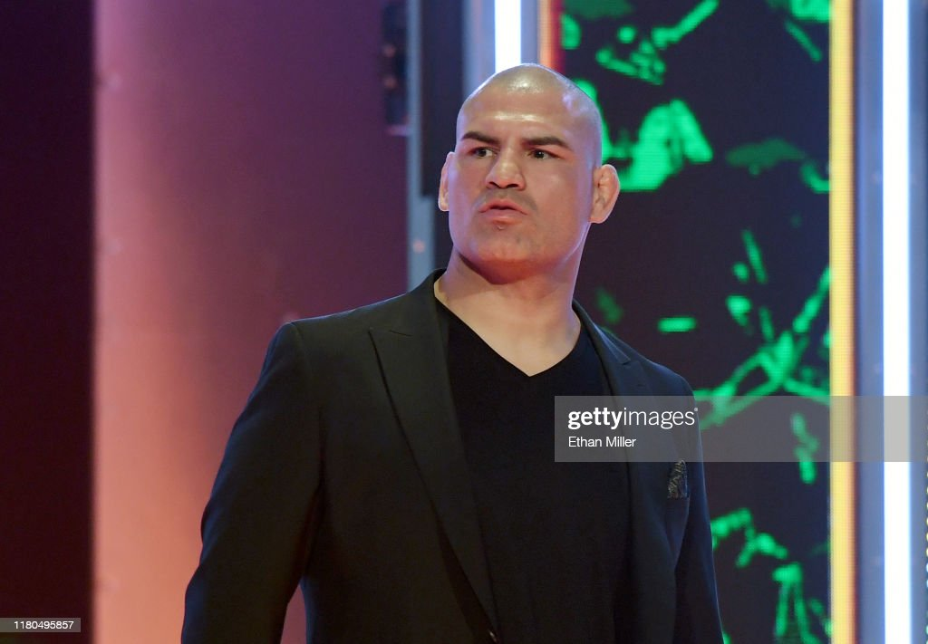 WWE Announces Matches With Tyson Fury And Cain Velasquez At Crown Jewel Event : News Photo