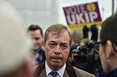 london england former ukip leader nigel