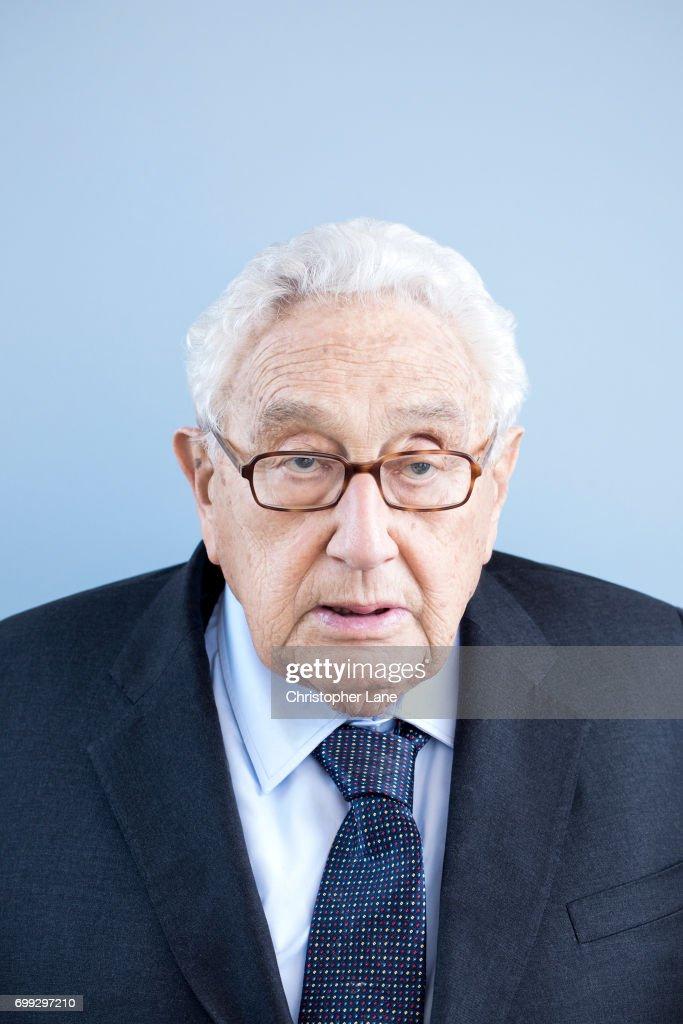 Henry Kissinger, The Times, January 21, 2017