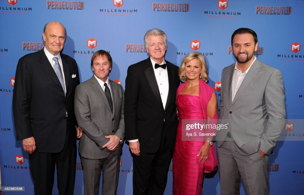"""Persecuted"" New York Screening"