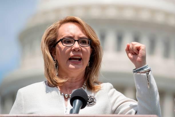 DC: Democratic Lawmakers Hold Press Conference On Gun Violence, Urging Senate To Vote On Universal Background Checks Legislation