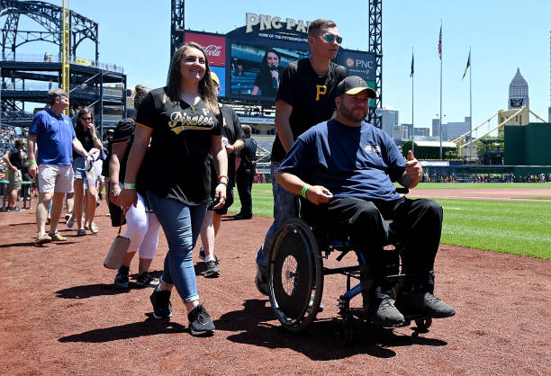 PA: San Diego Padres v Pittsburgh Pirates