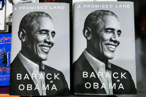 POL: Barack Obama's Promised Land On Sale In Poland