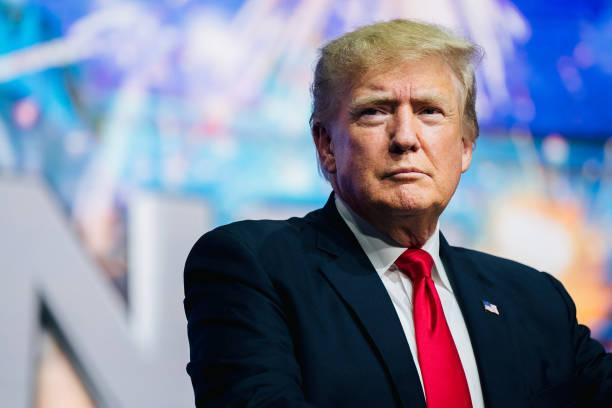 "AZ: Donald Trump Holds A ""Save America"" Rally In Phoenix"