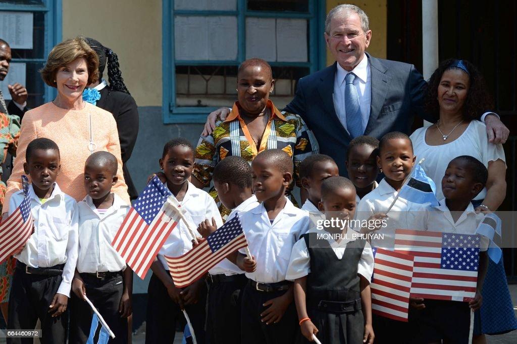 BOTSWANA-US-DIPLOMACY : News Photo