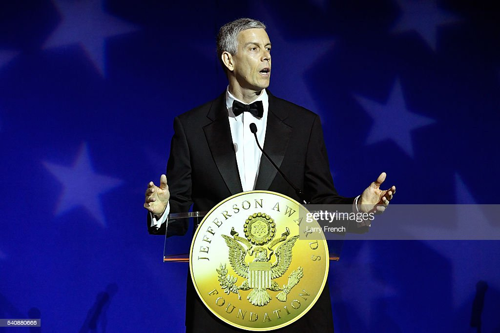 arne duncan pictures getty images
