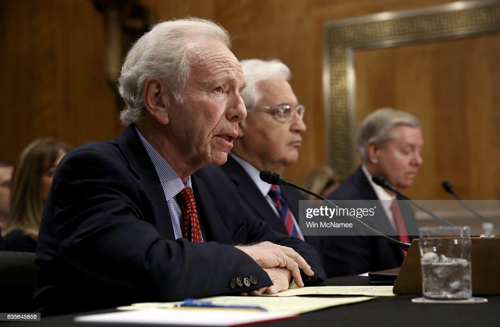 Senate Holds Confirmation Hearing For David Friedman To Be US Ambassador To Israel