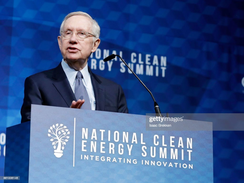 National Clean Energy Summit 9.0: Integrating Innovation In Las Vegas : News Photo