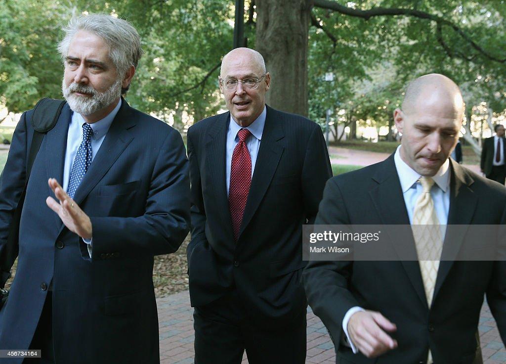 Key Economic Leaders Testify At AIG Trial