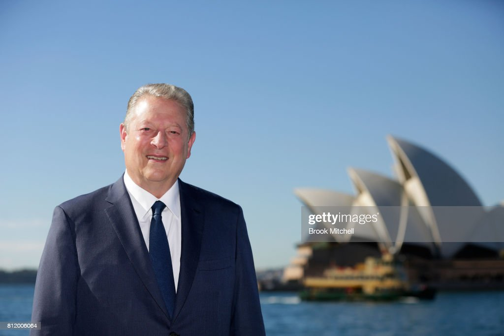 """An Inconvenient Sequel: Truth to Power"" Sydney Photo Call With Former U.S. Vice President Al Gore"