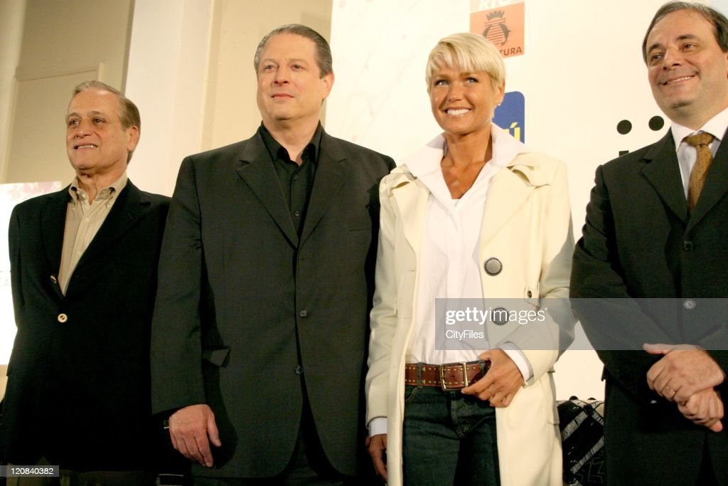 """Live Earth"" Press Conference in Rio de Janeiro - May 13, 2007"