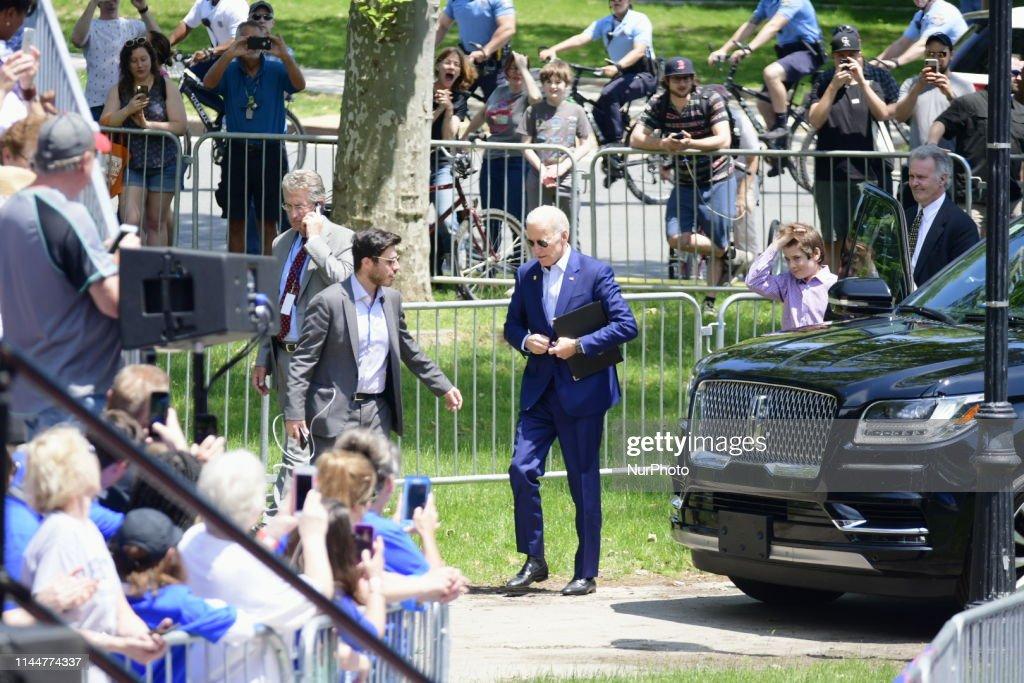 PA: Biden Kicks Off Presidential Campaign In Philadelphia