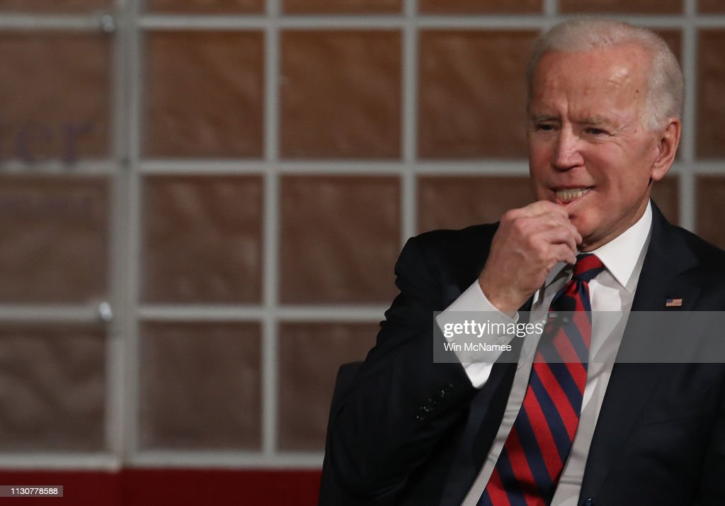 PA: Former Vice President Joe Biden Speaks At University Of Pennsylvania