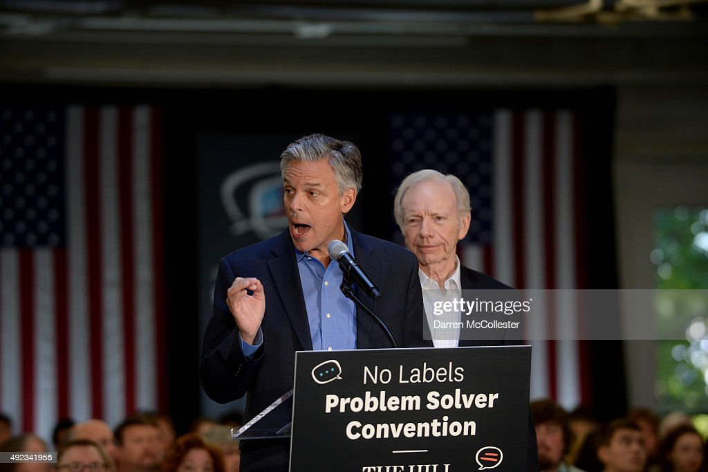 "Presidential Candidates Address No Labels ""Problem Solver"" Convention In NH"
