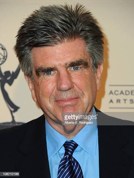 Former Viacom Chairman Tom Freston arrives to the Academy of Television Arts Sciences' Hall of Fame Committe's 20th Annual Induction Gala on January...