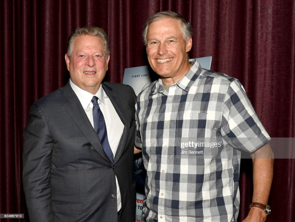 "Special Seattle Screening of ""An Inconvenient Sequel: Truth to Power"""