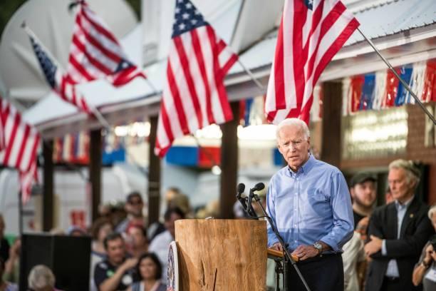 SC: Democratic Presidential Candidates Speak At Historic Galivants Ferry Stump