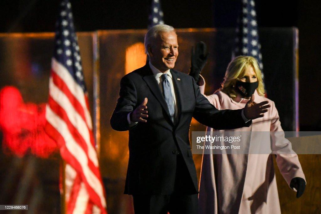 Election Night 2020 : News Photo