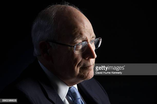 Former Vice President Dick Cheney is interviewed for the second time by Chris Whipple for The Presidents' Gatekeepers project about White House...