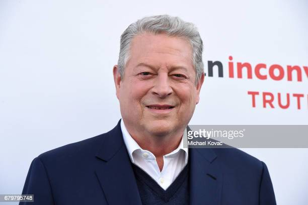 Former Vice President of the United States Al Gore attends the Advance Fandango screening of Paramount Pictures' An Inconvenient Sequel Truth to...