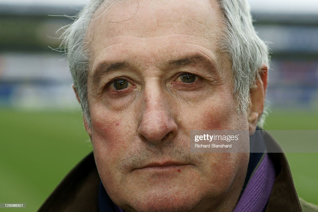 Former Welsh rugby union scrum-half Gareth Edwards, circa 2009. He was on the team during the 1974 British and Irish Lions tour to South Africa.