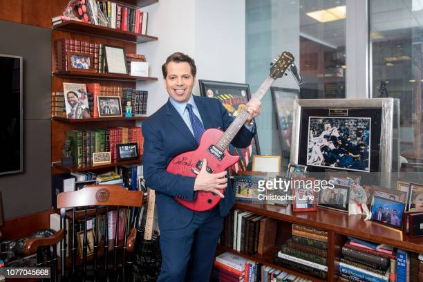 Former White House Communications Director Anthony Scaramucci is photographed for The Guardian Newspaper on May 18 2018 in New York City PUBLISHED...