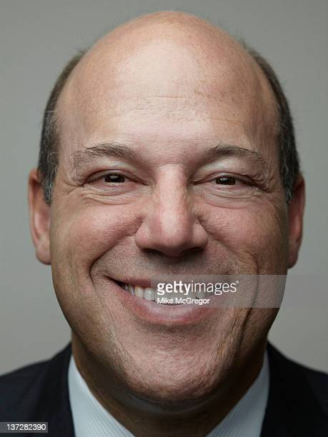 Former White House Press Secretary Ari Fleischer is photographed for Bloomberg Businessweek on May 3 2010 in New York City