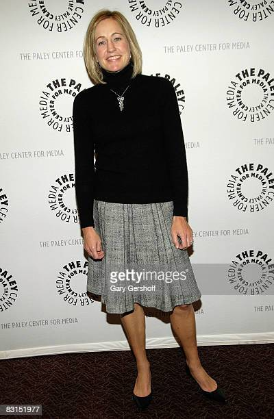"""Former White House Press Secretary for President Clinton, Dee Dee Meyers, attend the premiere of Sundance Channel's """"The Return of the War Room"""" at..."""