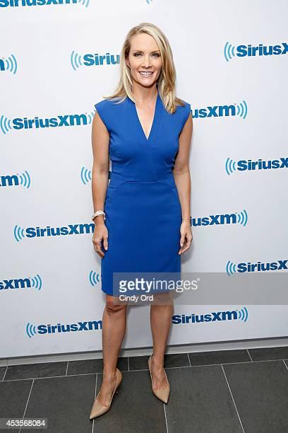 Former White House Press Secretary/ TV personality Dana Perino visits the SiriusXM Studios on August 13 2014 in New York City