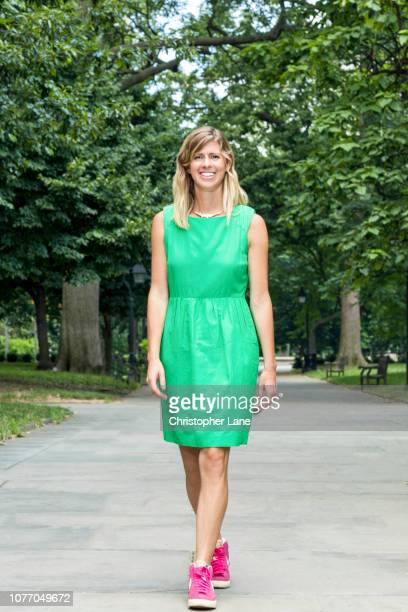 Former White House stenographer/author Beck DoreyStein is photographed The Observer on July 3 2018 in Philadelphia Pennsylvania