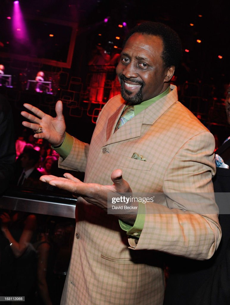 Hublot's Legendary Evening Of Boxing After Party At The Bank Nightclub At The Bellagio