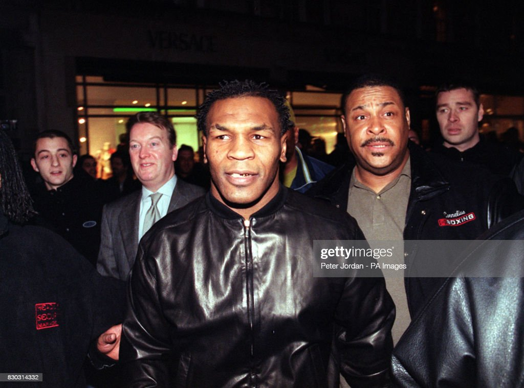 Mike tyson shopping in london pictures getty images former world heavyweight champion mike tyson goes on a shopping spree in londons west end m4hsunfo